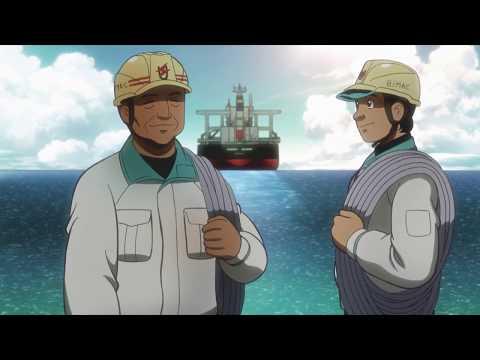 Uzushio Electric Co.,Ltd.  TV commercial(Marine Plant Business)
