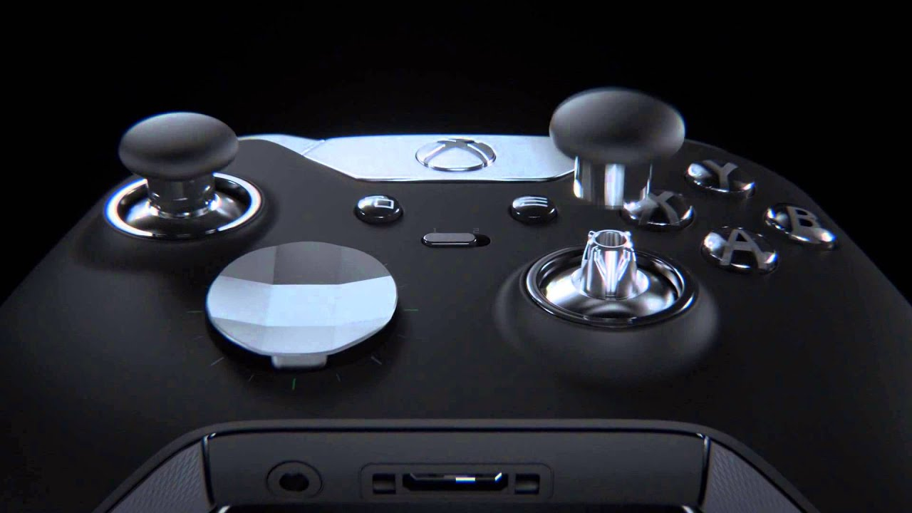 Xbox elite la manette ultime youtube for Manette xbox one elite black friday