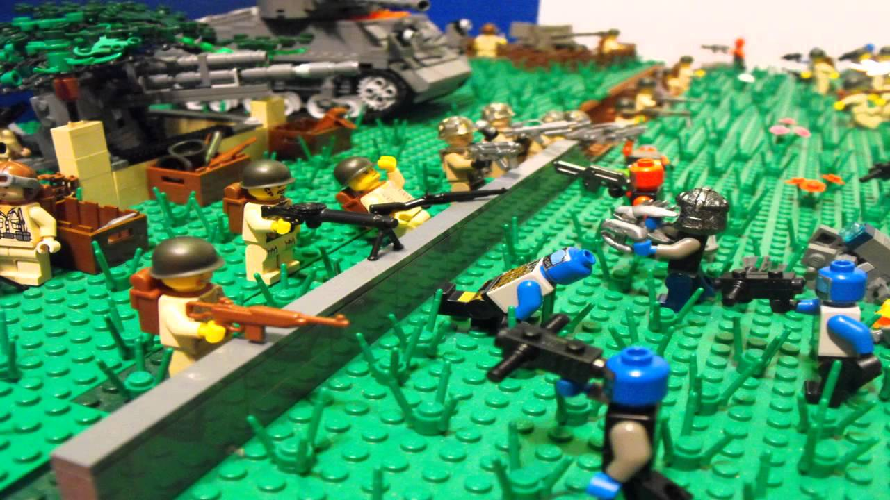 Battle For Capitol Hill Moc Youtube