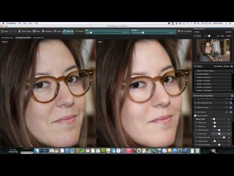 Unboxing 24-70mm 2.8 e prove fotografiche con Lightroom CC e PortraitPro