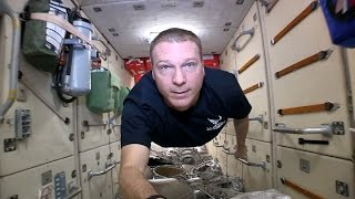 ISS TOUR #1