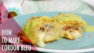 Chicken Cordon Bleu Recipe: Quick And Easy. Tastydelights