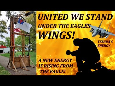THE POWER THAT HELPS TAKE FLIGHT - THE EAGLE VS GREAT DECEPTION,  GIVING YESHUA'S PEOPLE THE  POWER!