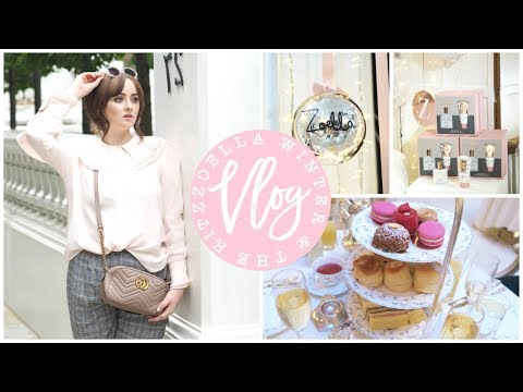 Zella's Winter Wonderland, Wicked & Afternoon Tea At The Ritz! | Becca Rose