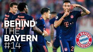 Lewandowski's brace & Tolisso's nice curler | Behind the Bayern #14