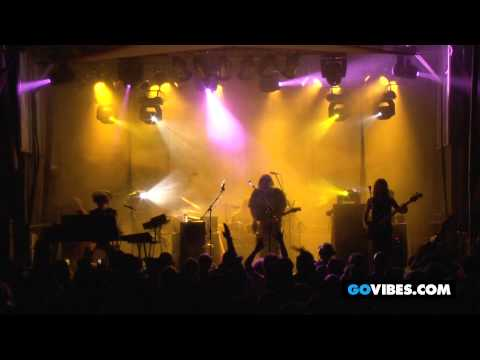 """The Machine Performs Pink Floyd's """"Time"""" at Gathering of the Vibes Music Festival 2012"""