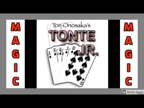MAGIC TRICKS VIDEOS IN TAMIL #489 I TONTE JR from TON ONOSAKA @Magic Vijay