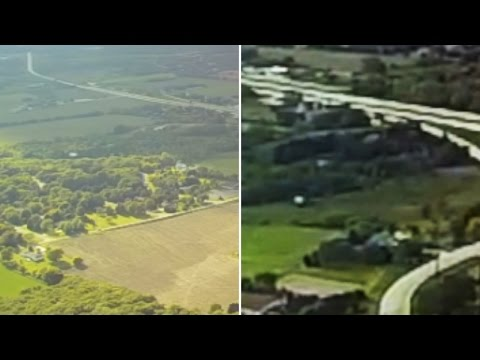 Multiple Fast Speeding UFOs Filmed with Drone above Plymouth, Wisconsin - FindingUFO
