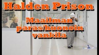 Maailman paras/huonoin vankila