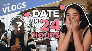 Finding Our Colleague Her 'Ideal' Date in 24 Hours   ZULA Vlogs   EP 2