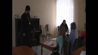 воскресная школа в Чамзинке
