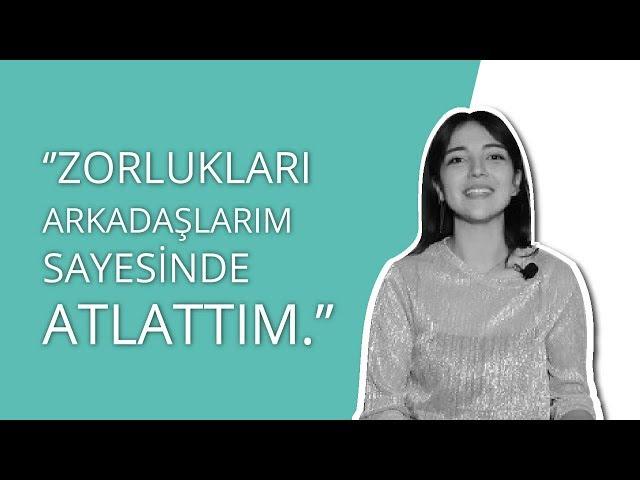 Merve Tuzcuoğlu: Kayseri'den İzmir'e Üniversite Yolculuğu