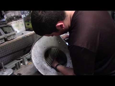 Install New HVAC Motor