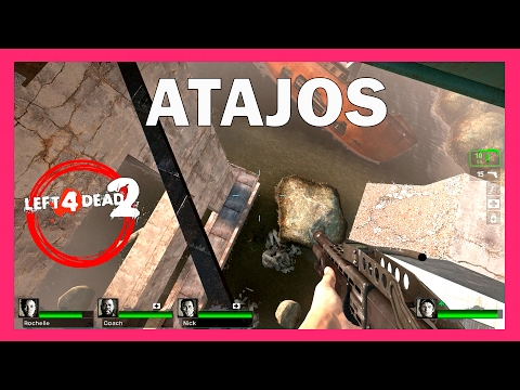 Atajos para Left 4 Dead 2 parte 1 - TUTORIAL (Guia de Saltos L4D2)