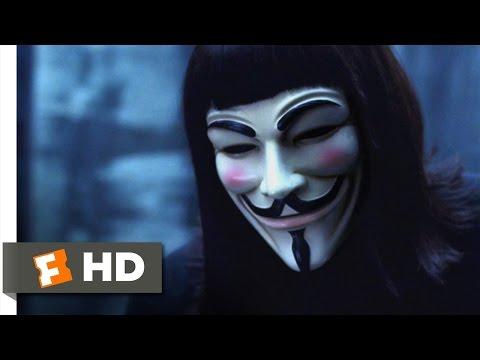 V for Vendetta (2005) - V
