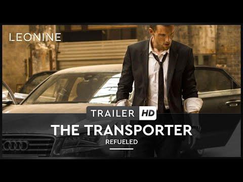 THE TRANSPORTER REFUELED  HD-Trailer (deutsch/german)