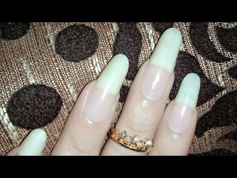 NAIL CARE /MOISTURIZING NAILS AND CUTICLE FOR HEALTHY AND STRONG NAILS