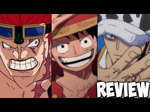 Supernova Alliance Strikes Back + Traitor Revealed! One Piece 974 Manga Chapter Review