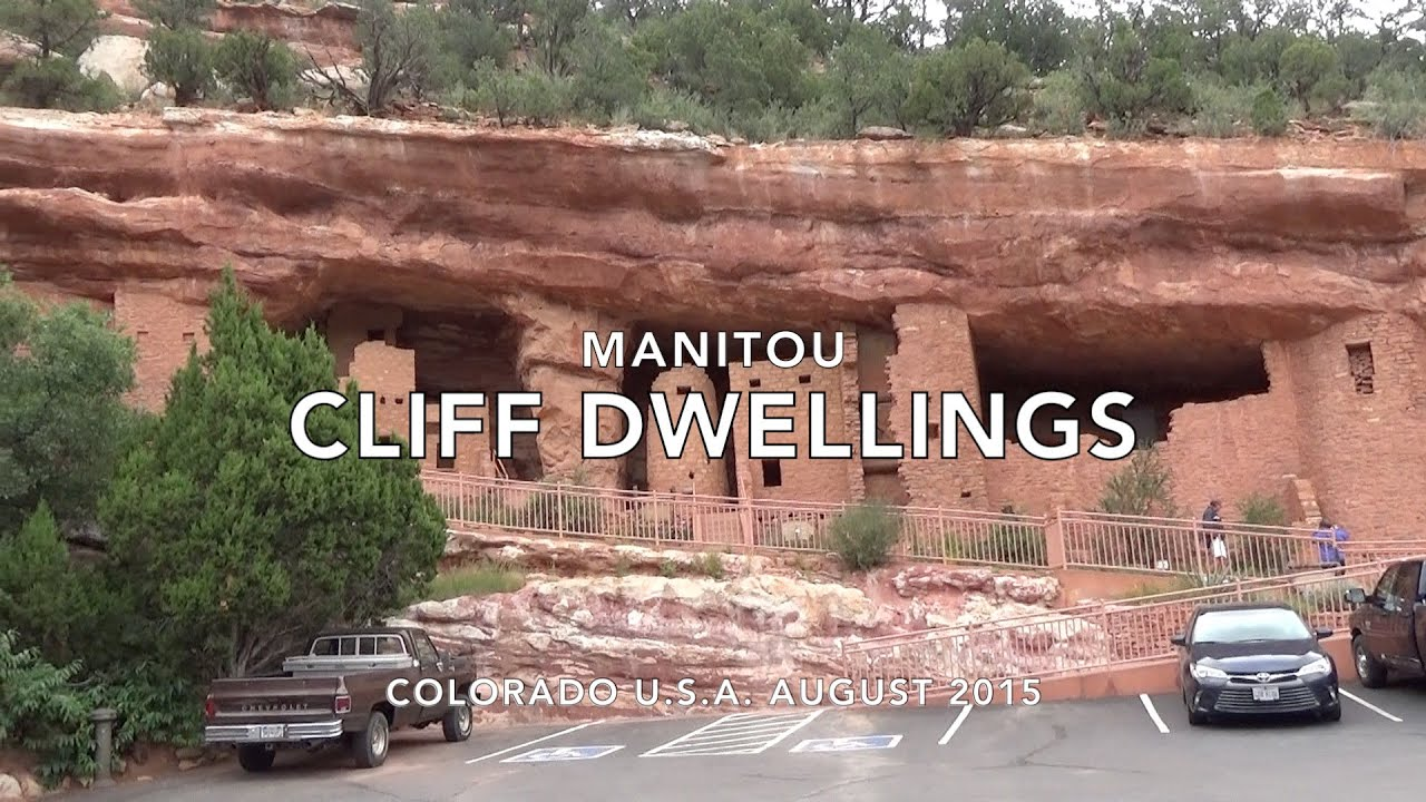 Image result for cliff dwellings in colorado springs