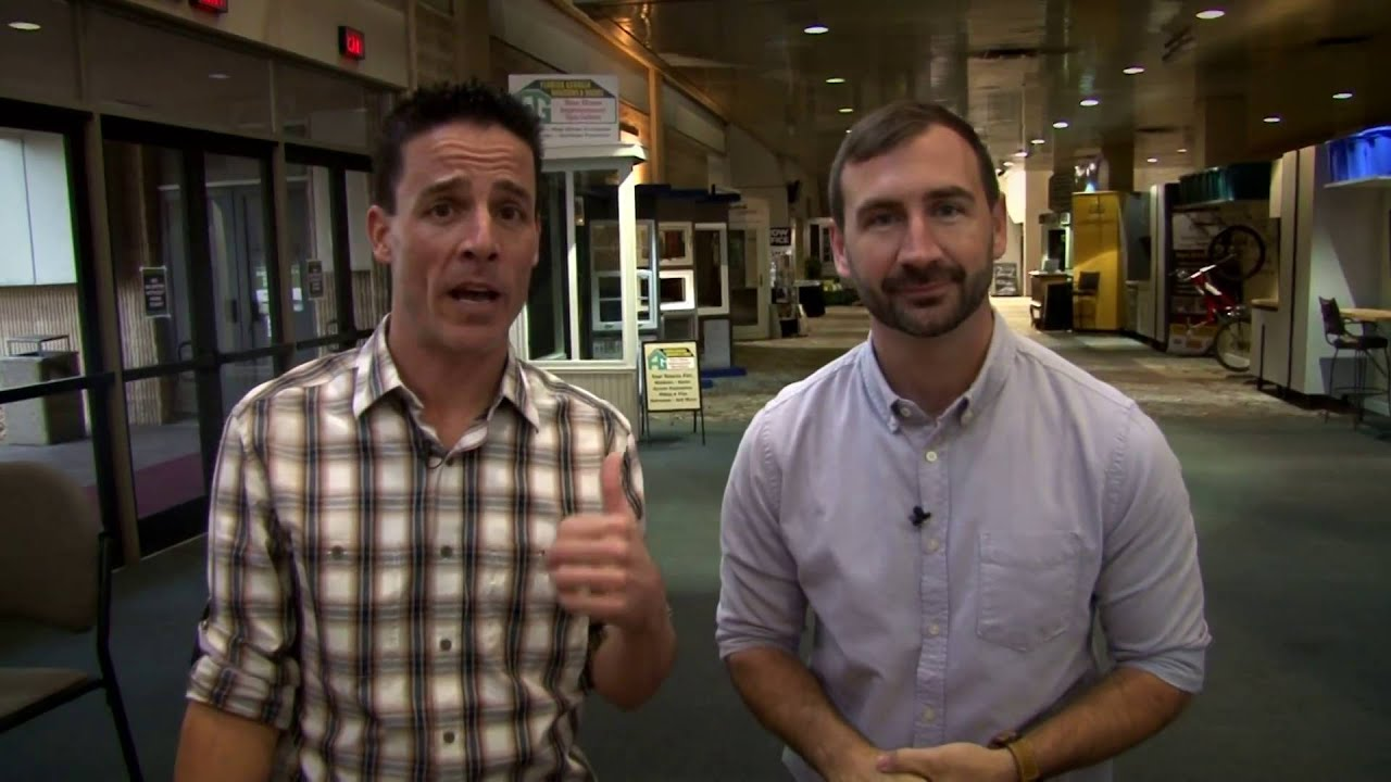 Watch MATT ABOUT JAX Preview the Home and Patio Show