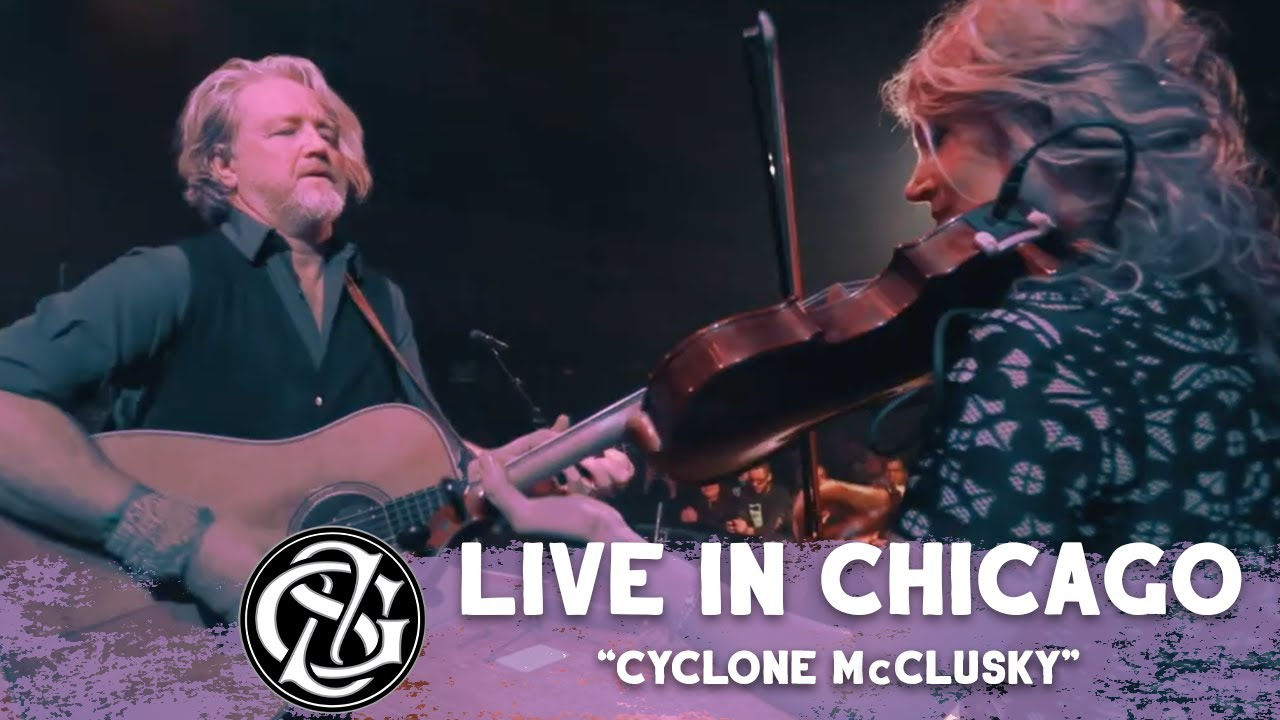 "Gaelic Storm Releases ""Cyclone Mcclusky"" video"