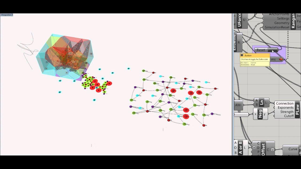 Space Syntax Voronoi Programming