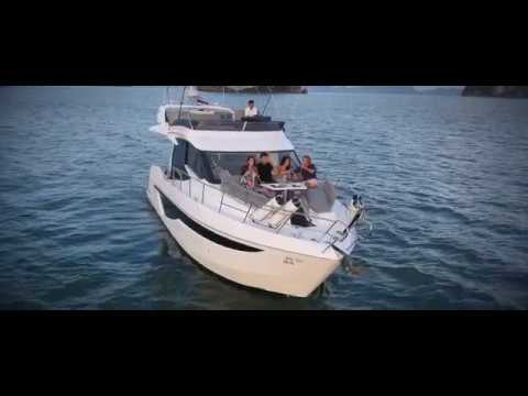 GALEON 460 FLY - Asia Marine - Yacht charter in Phuket Thailand
