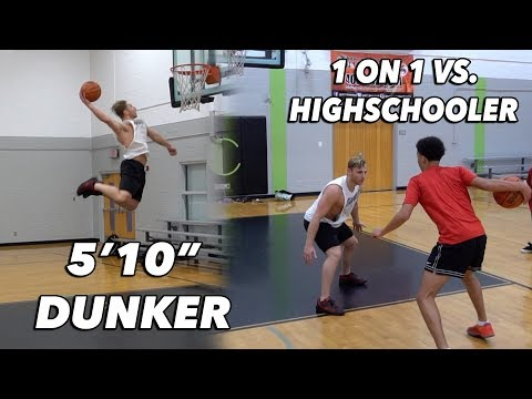 10ft Session + 1 on 1 Highschooler - 5'10