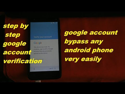 How to bypass: Verify your account on ZTE Blade A110(Dtac phone S1
