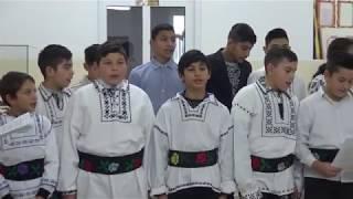 Expoziție etnografică la școala din Poiana (14.12.2018)