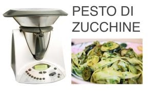 Pesto Di Zucchine Bimby