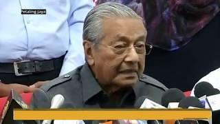 Kerajaan akan beri bonus kepada penjawat awam - Tun Dr Mahathir