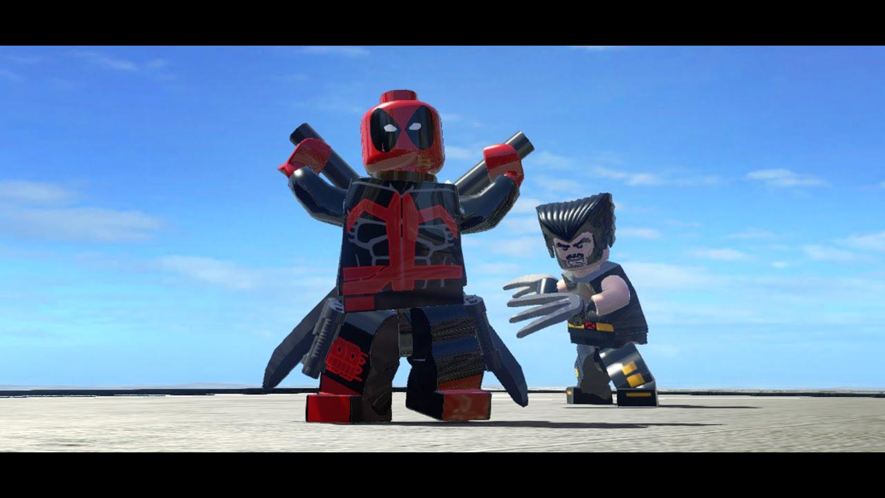 Deadpool 30 Superhéroes: ULTIMATE DEADPOOL (MOD)