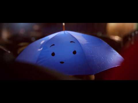 Pixar Short 'The Blue Umbrella' Clip