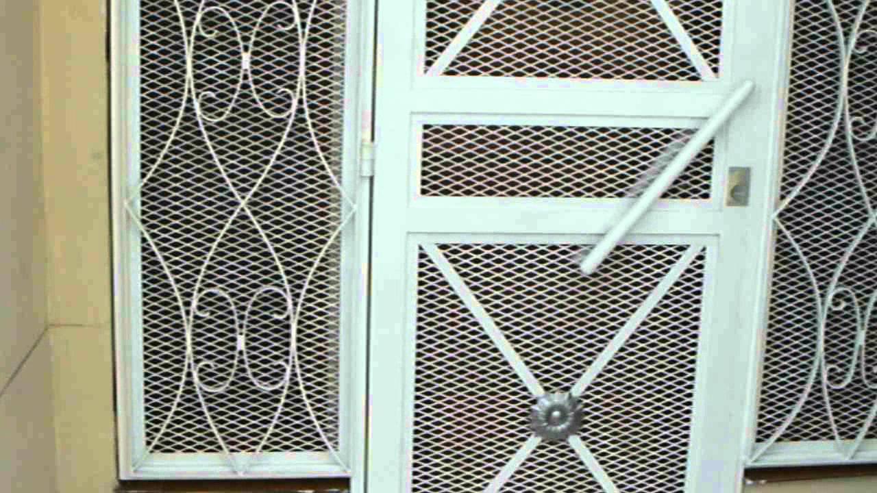 Puertas gemaa herrer a moderna seguridad total y - Puertas de seguridad para casas ...