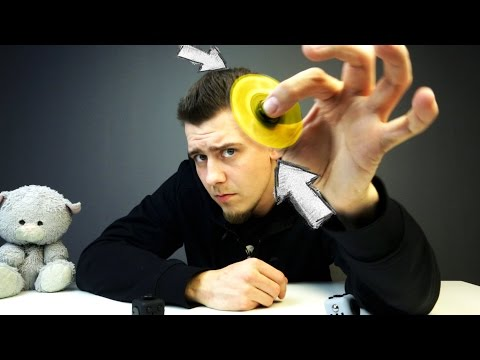 Hand Spinner! Очередной АнтиСтресс! Спиннер с AliExpress