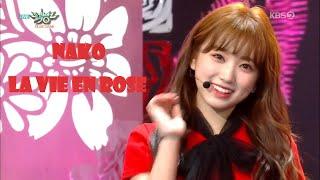 【矢吹奈子】 - IZ*ONE 아이즈원 La Vie en Rose ( 矢吹奈子 Yabuki Nak...