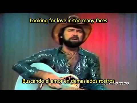 Looking for love - Johnny Lee [Subtitulado/Lyrics]