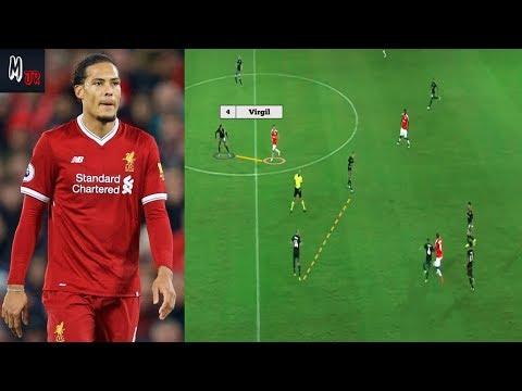 Virgil Van Dijk / What Makes Him So Good? Player Analysis