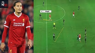 Virgil Van Dijk / What Makes Him So Good? Player Analysis