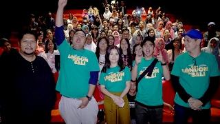 FROM LONDON TO BALI - CUBIT PIPI KIRUN M&G Ciledug Depok Jakarta