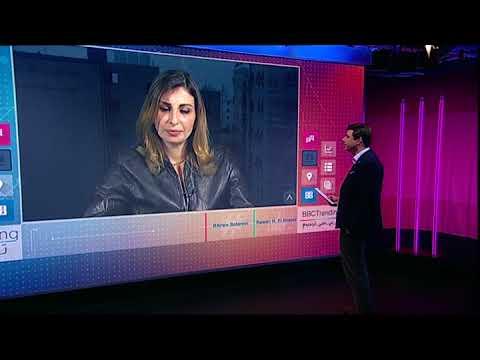 بي_بي_سي_ترندينغ | أول محطة على الانترنت للنساء فقط في #غزة  - 11:22-2018 / 2 / 22