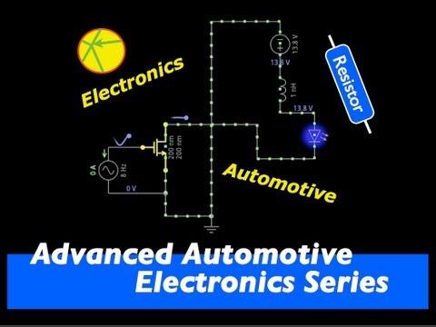 MAF IAT Sensor Signal Circuit