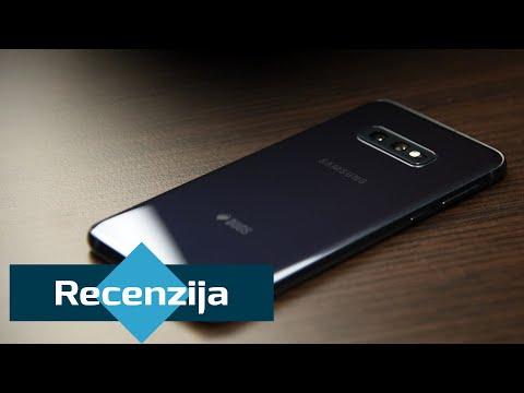 Samsung Galaxy S10e Recenzija - Kralj kompaktnih telefona