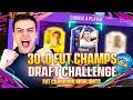 I let a FUT DRAFT pick my FUT CHAMPS TEAM! 30-0 WEEKEND LEAGUE CHALLENGE!!