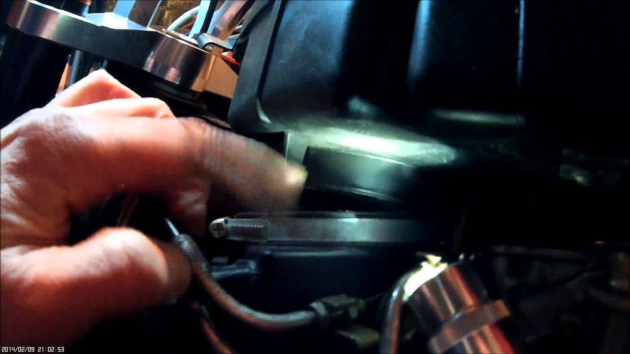 Aprilia Rsv 1000 Tuono Spark Plug And Airfilter Replacement Diy Falco Wiring