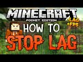 How To Reduce Lag & Increase FPS In Minecraft Pocket Edition (Minecraft PE Tutorial)