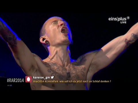 Linkin Park  Bleed It Out  at Rock am Ring 2014