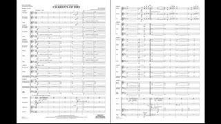 Chariots of Fire by Vangelis/arr. Michael Brown