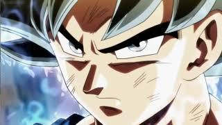 Ultra Instinct Goku's Theme Remix (Slow Pitch)